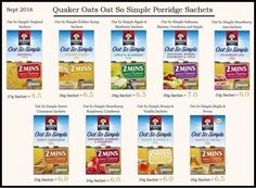 Slimming world quakers oats syns – Food for Healty Slimming Workd, Slimming World Tips, Slimming World Snacks, Slimming World Breakfast, Slimming World Recipes, Healthy Eating Tips, Healthy Nutrition, Apple Jam, Golden Syrup