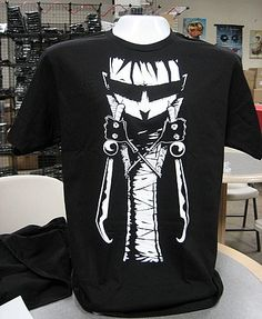 Johnny the Homicidal Maniac Shirt - NEW AND IMPROVED VERSION