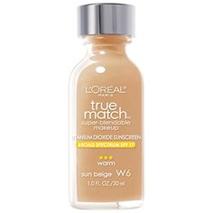 L'Oréal Paris True Match Super-Blendable Foundation Makeu...