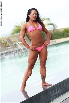 1000+ images about Olga Guryeva on Pinterest | Bodybuilder