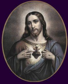 Yo me fío de Vos, Jesús mío.