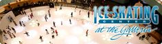 Cool off with the kiddos at The Ice Skating Center at Galleria Dallas