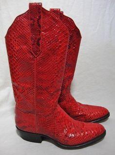 2cc9fe05c77 44 Best Python Cowboy Boots images in 2016   Cowboy boots, Western ...