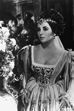 1967, In The Taming of the Shrew.  She was so gorgeous in this film.