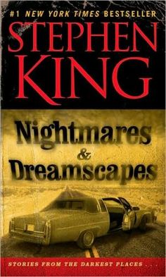 New to Pocket Books Stephen King backlistthe short story collection containing the story Dolans Cadillac, soon to be released as a feature film starring Christian Slater and Wes Bentley. With numerous I Love Books, Great Books, My Books, Classic Short Stories, Stephen King Novels, Steven King, Horror Books, Horror Movies, Zombie Movies