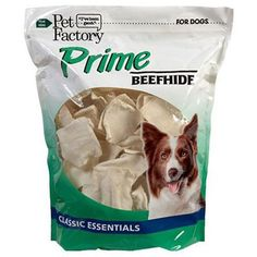 PET FACTORY 28318 Rawhide Dog Chip, 18-Ounce * Details can be found by clicking on the image. (This is an affiliate link and I receive a commission for the sales)