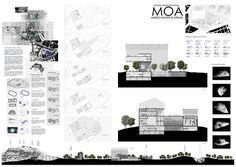 C: Users Luis Desktop Atenas Panel Concept Board Architecture, Architecture Student Portfolio, Architecture Presentation Board, Interior Design Presentation, Project Presentation, Presentation Layout, Presentation Boards, Architectural Presentation, Architectural Models