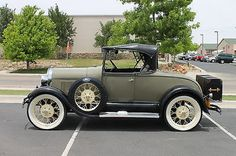 Ford : Model A STANDARD 1929 Model A Roadster - http://www.legendaryfind.com/carsforsale/ford-model-a-standard-1929-model-a-roadster-2/