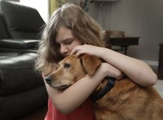Families defrauded by unregulated service dog trainers Autism Service Dogs, Tumblr Movie, Psychiatric Service Dog, Whatsapp Background, Veterinary Medicine, Autistic Children, Stress, 9 Year Olds