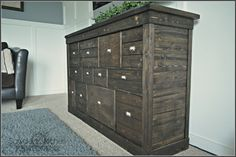 side media center remodelaholi.com. Ikea to Pottery Barn ♥ this site belongs to a great DIY mum. lovely style.