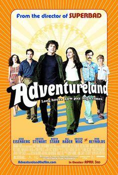 Adventureland 2009 full Movie HD Free Download DVDrip
