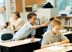 School Behavior Tips:  Impulse Control for ADHD Children