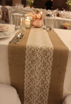 A differ take on table runners