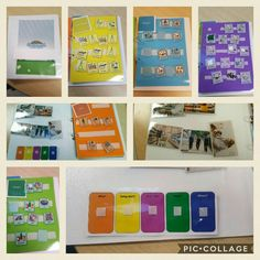 Colourful semantics working folder - developing speech and sentence structure in independent writing. Numeracy Activities, Language Activities, Writing Activities, Classroom Activities, Classroom Ideas, Speech Language Therapy, Speech And Language, Speech Therapy, Colourful Semantics