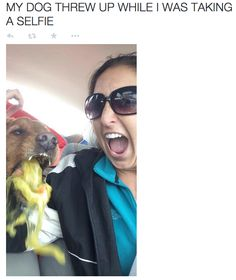And it's this selfie:   22 Pictures That Perfectly Sum Up The End Of The Semester