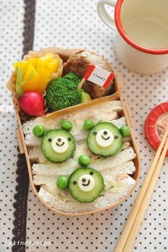 【連載】レシピブログ「きゅうりのくまちゃん弁当」 - わくわくキャラクター弁当