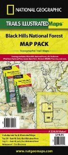 Black Hills National Forest Map Pack