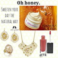 Sweeten your lobes with these honeycomb earrings before 2/18 and receive 3 additional entries in my Valentine Weekend #GIVEAWAY. CLICK IMAGE TO FIND GIIVEAWAY LINK. #uhyousohoney #meloveyoulongtime #manuka #honey #bees #beevenom #skincare #holistic #organic #natural #remedies #livinghealthy #bitebeauty #honeycomb #mcqueen #dupe #lookforless #lotd #antiredness #antibacterial #antiviral #waterproof #gloss #resveratrol #12k #gold #chloeandisabel #midatlanticmermaids