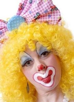 Joy trish ringling clowns by hbp pix via flickr for Face painting clowns for birthday parties