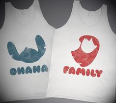 Racer back tank top from Disney with a Lilo & Stitch sublimation print design on front. Description from pinterest.com. I searched for this on bing.com/images