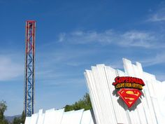 Superman: Escape from Krypton, Six Flags Magic Mountain