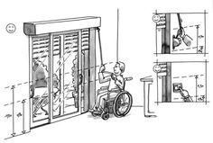 Accessibilité bâtiment - BHC neufs - Caractéristiques de base des logements - Circulaire