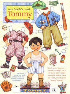 (⑅ ॣ•͈ᴗ•͈ ॣ)                                                            ✄Tommy Baseball