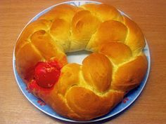 Bagel, Easter, Bread, Greek Recipes, Food, Easter Activities, Brot, Essen, Greek Food Recipes