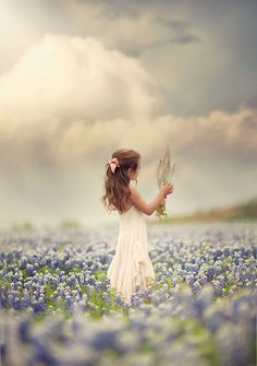 So beautiful! One photographer's depiction of kid's dreams