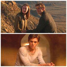 Oh Ian. Thou doth know the way to my heart.  The Host. Ian and Wanda. Gahhhh.