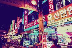 Korea Bright Lights