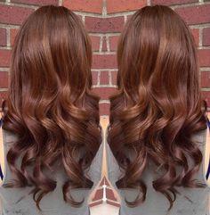 50 Einfache & Frische Kastanien Haarfarbe Ideen // #2017 #Einfache #Frische #Haarfarbe #Ideen #Kastanien