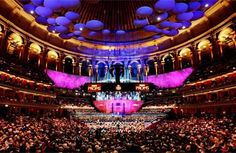 Go to the Last Night of the Proms