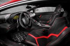 Lamborghini Reventon Interior