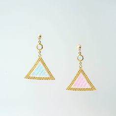 [28]三角ピアス
