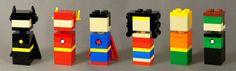 Brick Heros - JLA 2.0