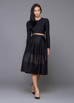 Rosie Skort in Black