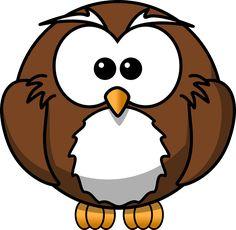 Kostenlose Vektorgrafik: Eule, Tier, Comic, Vogel, Augen - Kostenloses Bild auf Pixabay - 42851
