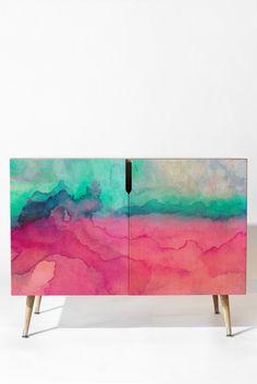 Jacqueline Maldonado Tidal Color Credenza   DENY Designs Home Accessories