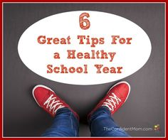 Check out these tips on how to prepare your children for a healthy school year.