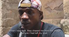 Alseny Toure, a fisherman from Guinea, lost his wife and 15 of his close relatives to Ebola but he survived the deadly virus. Today, he is taking care of his four children and nine orphans. This is his story. (8 July 2015)
