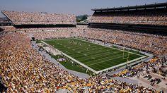 Here we go Steelers, here we go!  Heinz Field, Pittsburgh, PA