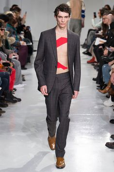 6d898a9a2 Calvin Klein Collection Fall/Winter 2017 - Fucking Young! New York Fashion  Week 2017
