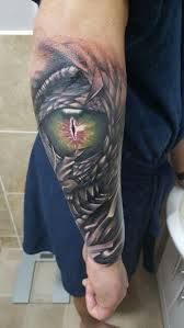 Image result for dragon eye tattoo designs