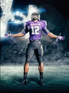 Northwestern's New Threads