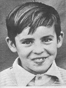 David at 5 yrs old