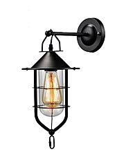 European style wall lamp balcony aisle outdoor lamp retro industrial wind bar courtyard stairs bedroom wall