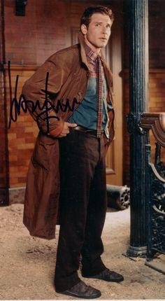 Harrison ford as Rick Deckard in Blade Runner