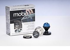 Mobio Grip enhances the use of tablets in the classroom