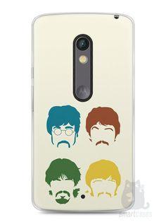 Capa Capinha Moto X Play The Beatles #1 - SmartCases - Acessórios para celulares e tablets :)